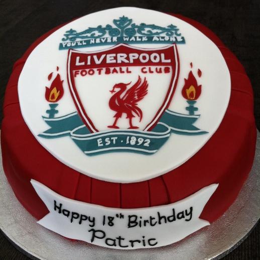 Birthday Cakes Liverpool Uk