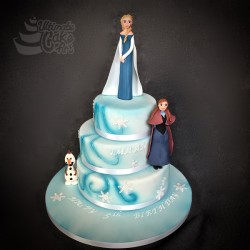 Disney-Frozen-Themed-cake3