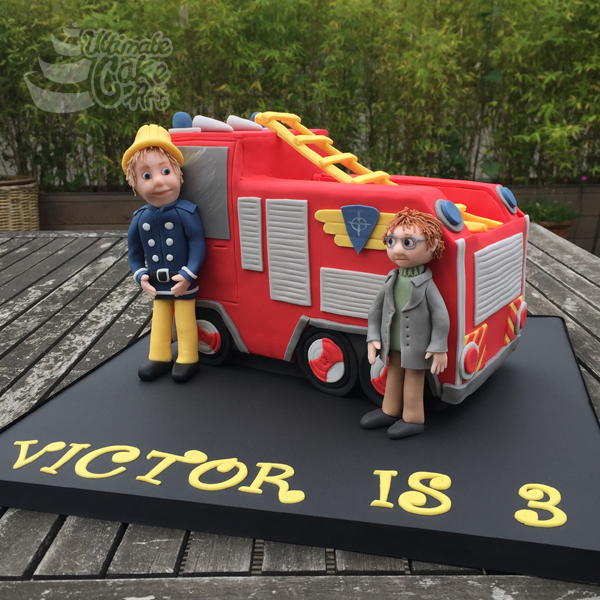 Fireman-Sam-Firetruck-cake-e
