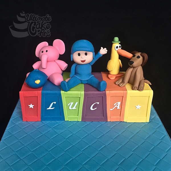 Pocoyo-cake-and-cupcakes-b