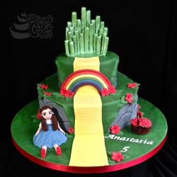 Wizard-of-Oz-Cake
