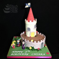 Ben-and-Holly-cake