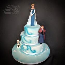 Disney-Frozen-Themed-cake3