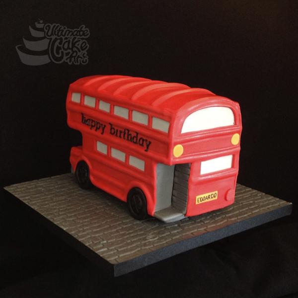London-Bus-cake