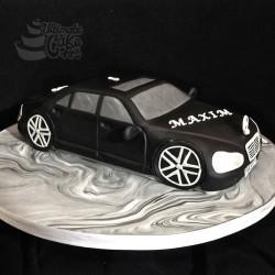 Mercedes-cake